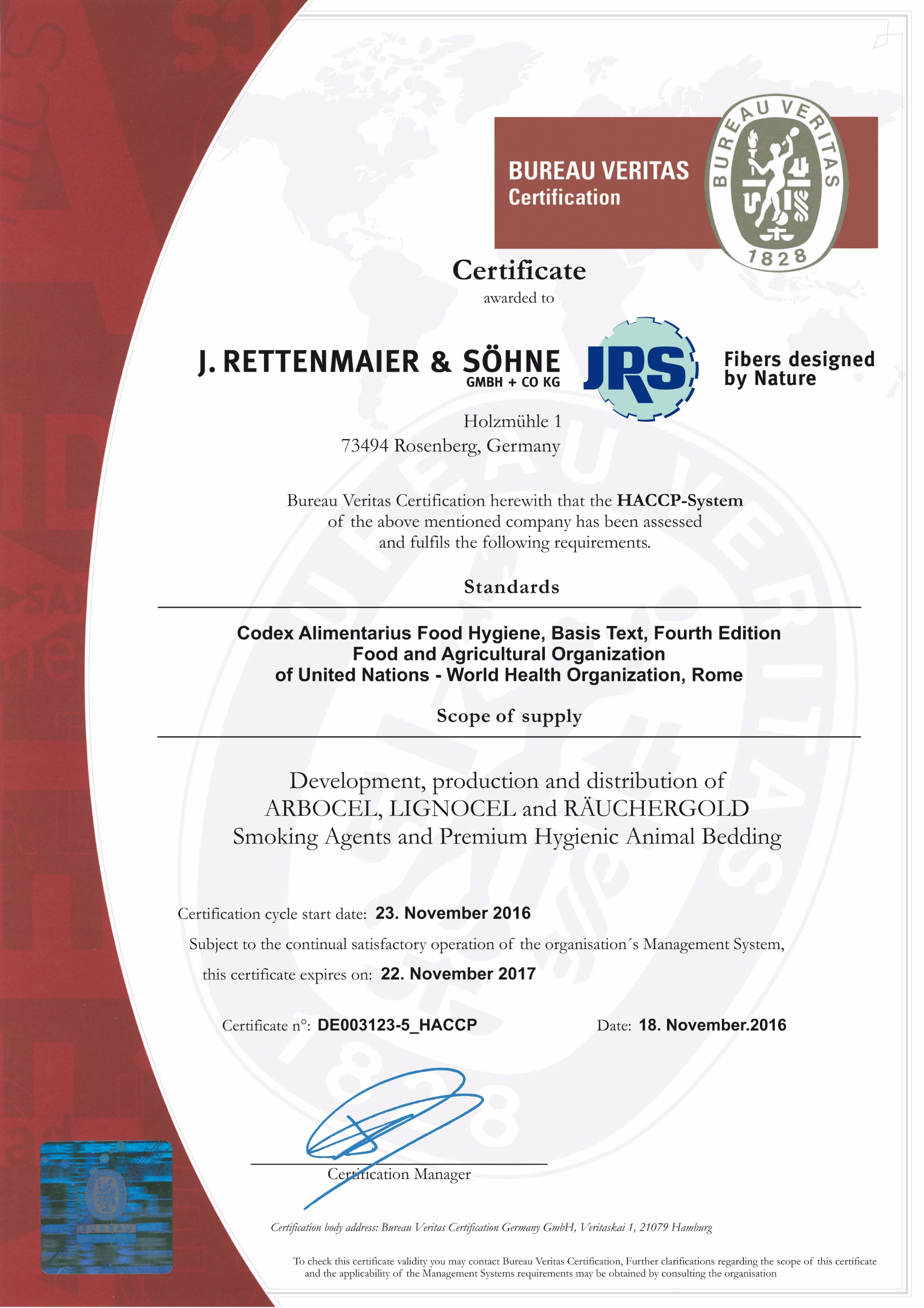 Jrs quality management certificate for development production and distribution zoom 1betcityfo Choice Image
